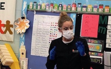 Dental Hygienist Teaching